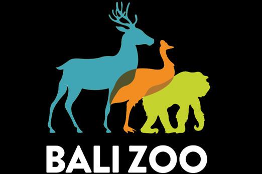 BaliZooロゴ黒バージョン