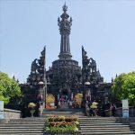 バリ人民闘争記念碑
