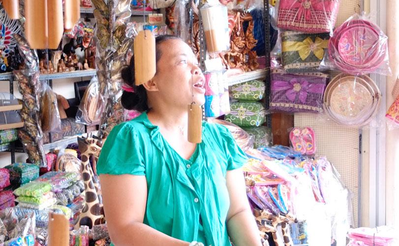 GO!ローカル!デンパサール半日ツアー バリ島最大の市場など