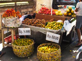 ウラバリ「手軽に買えちゃう南国のフルーツ達」