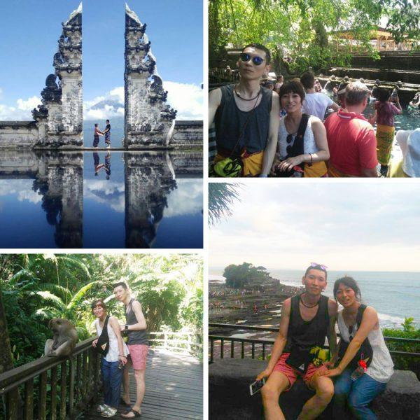 2019/04/25バリ島観光の様子