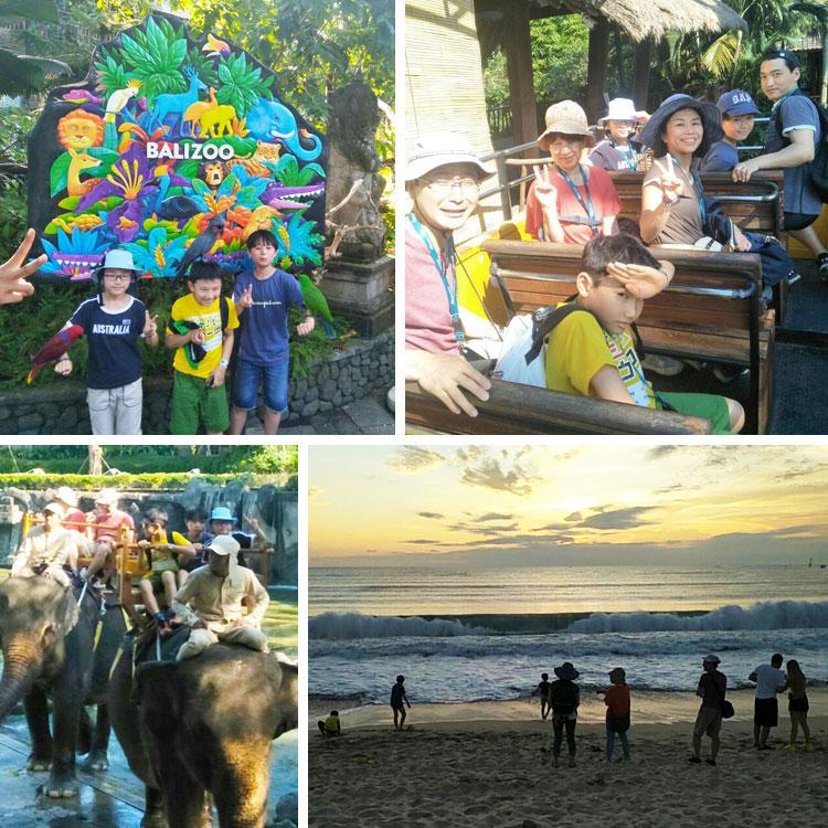 2019/04/30バリ島観光の様子