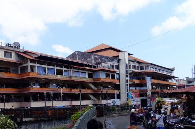 旧バドゥン市場