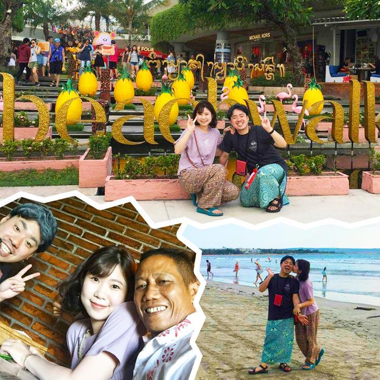 2020/01/22バリ島観光ツアーの様子(K様)