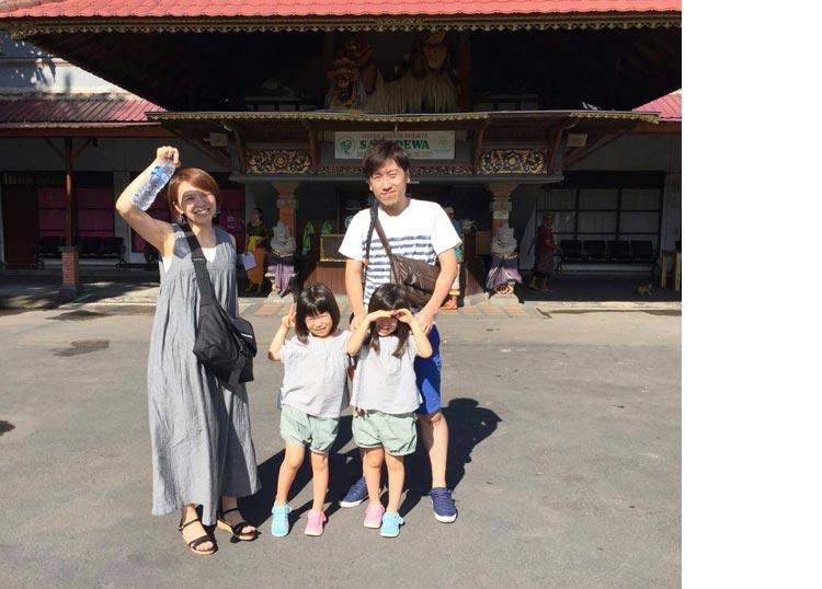 2020/01/24バリ島観光ツアーの様子(T様)