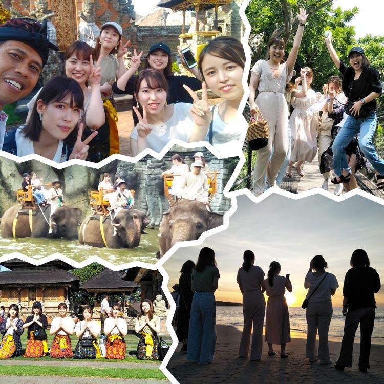 2020/02/04バリ島観光の様子(H様御一行様)